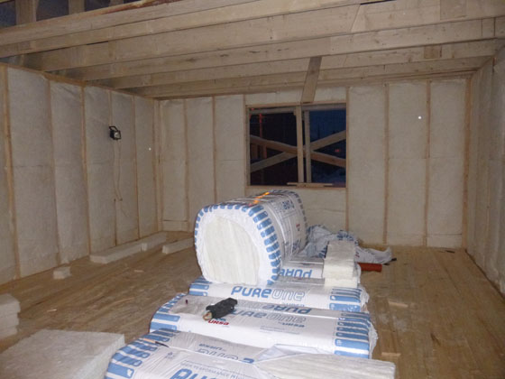 Утепление террасы в деревянном доме своими руками 6